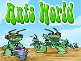 Play Ants World Game on FOG.COM