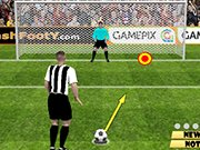 Play Penalty Shooters Game on FOG.COM
