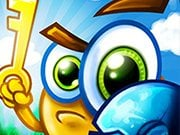Play Toets en Schild game online