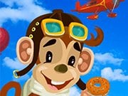 Play Tommy The Monkey Pilot Game on FOG.COM