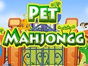 Play Pet Mahjongg Game on FOG.COM
