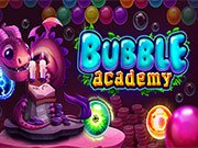 Play Bubble Academy Game on FOG.COM