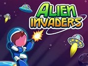 Play Alien Invaders Game on FOG.COM