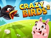 Play Crazy Birds 2 on FOG.COM