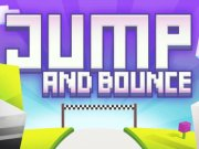 Play Jump And Bounce Game on FOG.COM