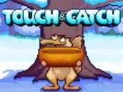 Touch And Catch Winter Fun