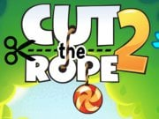 Play Cut The Rope 2 Game on FOG.COM