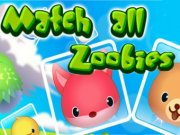 Play Match All Zoobies Game on FOG.COM
