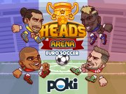 Play Heads Arena Euro Soccer Game on FOG.COM
