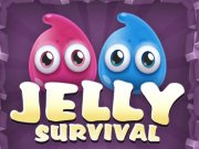 Play Jelly Survival Game on FOG.COM