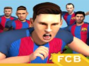 Play FC Barcelona Ultimate Rush Game on FOG.COM