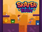 Play Skater Rush Game on FOG.COM