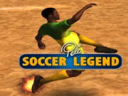 Play Pele Soccer Legend Game on FOG.COM