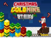 Play Gold Mine Strike Christmas Game on FOG.COM