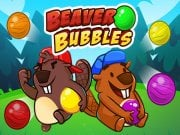 Play Beaver Bubbles Game on FOG.COM