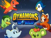 Play  Dynamons World play Battle Games