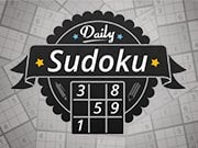 Play Daily Sudoku Game on FOG.COM
