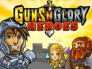 Play Guns n Glory Heroes Game on FOG.COM