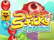 Play Super Sticky Stacker Game on FOG.COM