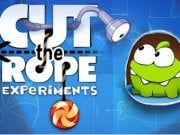 Play Cut The Rope Experients Game on FOG.COM