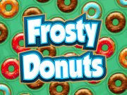 Play Frosty Donuts Game on FOG.COM