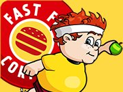 Flabby Kid Vs Fast Food Corp
