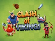 Play Clash Of Vikings Game on FOG.COM