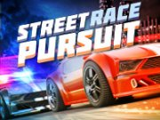 Play Street Race Pursuit Game on FOG.COM
