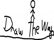 Draw the way