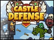 Play Castle Defense Online Game on FOG.COM