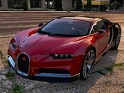 Bugatti Chiron Differences