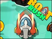 Play Boat Rush Game on FOG.COM