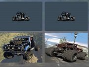 Play Offroad Trucks Memory Game on FOG.COM
