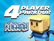 KOGAMA 4 Player Parkour