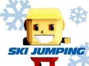 Play KOGAMA Ski Jumping Game on FOG.COM