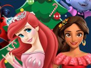 Play Princess Christmas Coloring Book 2018 Game on FOG.COM
