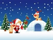 Happy Holidays Jigsaw