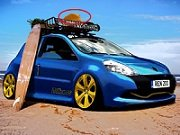 Renault Clio Differences