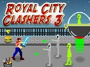 Play Royal City Clashers 3 Game on FOG.COM