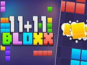 Play 11x11 Bloxx Game on FOG.COM