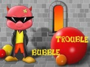 Play Bubble Trouble Game on FOG.COM