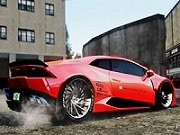Play Lamborghini Huracan Differences Game on FOG.COM