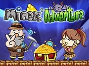Play Miners Adventure Game on FOG.COM