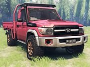 Play Toyota Land Cruiser Differences Game on FOG.COM