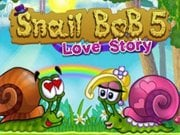 Play Snail Bob 5 Love Story Game on FOG.COM
