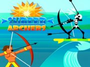 Play Surfer Archers Game on FOG.COM