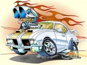 Play Cartoon Cars Hidden Stars Game on FOG.COM