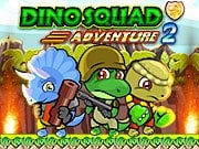 Play Dino Squad Adventure 2 Game on FOG.COM