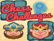 Play Chess Challenges Game on FOG.COM
