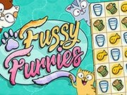 Play Fussy Furries Game on FOG.COM